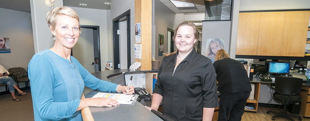 Scheduling Appointments, Driftwood Dental, Courtenay Dentist