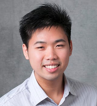Dr. Cody Lin | General Dentist Courtenay | Driftwood Dental